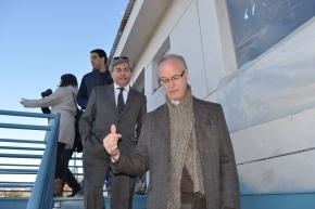 Ríos, Arias y Araque se reunieron con el Viceministro de Salud de la Nación