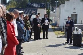 Recordaron al Gobernador Ernesto Campos a 29 años de su fallecimiento