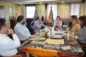 Reunión de la Gobernadora con Legisladores: Proceso de refuncionalización edilicia del José Martí