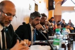 """Romano: """"Las PASO son una herramienta que democratiza a las estructuras políticas"""""""