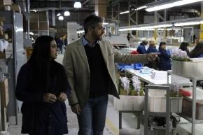 Romano presentará proyecto con beneficios impositivos para Cooperativa Renacer