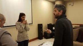 Romano se reunió con la Arq. Sandra Amerise y Mariano Torre para avanzar en distintos proyectos ambientales