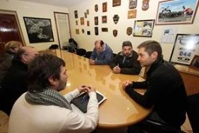 Sciurano respaldó la presencia de los ex Combatientes en el Comité de Descolonización