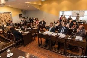 Se conformaron las comisiones especiales de la Legislatura