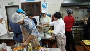 Se dictarán cursos de pastas y postres en el Taller de Gastronomía