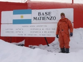 Se llevó a cabo la apertura de la Base Antártica Matienzo, que permanecerá abierta hasta fines del febrero