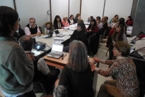 Se llevó a cabo la primera capacitación para realización del Censo Nacional de Personal de Establecimientos Educativos (CENPE)