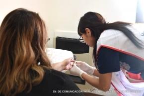 Se lleva a cabo en espacios de salud municipales el operativo de detección rápida de Hepatitis C