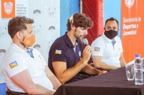 Se presentó oficialmente a Santiago Darraidou como Head Coach de los seleccionados provinciales de Voley