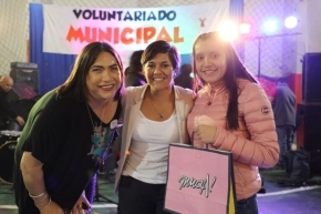 Se realizó con gran éxito la gran Noche de Tributos en el gimnasio Juan Manuel de Rosas