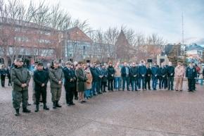 Se realizó el acto de conmemoración por el 35º Aniversario por la tragedia del Lear Jet de la Gobernación