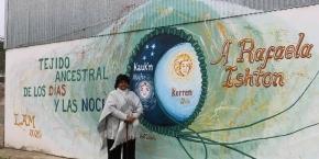 Se realizó el Primer Encuentro Provincial de Muralistas en Tolhuin