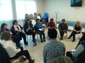 """Se realizó el taller  """"Solidaridad en Acción desde el Voluntariado"""" destinado a organizaciones sociales"""
