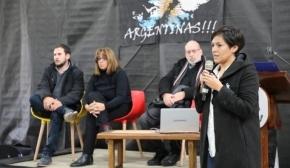 Se realizó en Río Grande la audiencia pública nacional contra los tarifazos