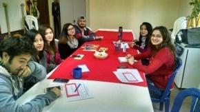 Se realizó un encuentro para la formación de espacios de intercambio juvenil y participación comunitaria