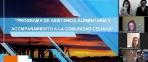 Se realizó una jornada nacional de intercambio de experiencias de los programas de acompañamiento a personas con celiaquía