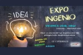 Se realiza este viernes la Expo Ingenio 2018 en la UNTDF de Ushuaia
