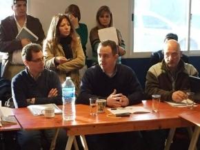 Se reunió la Comisión de Seguimiento de Emergencia Previsional