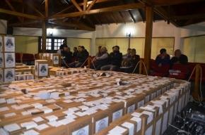 """Según el juez Aramburu, """"estamos en alrededor de 134 mil personas habilitadas para votar en 2019"""""""