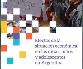 Según UNICEF, un 42% de niños y adolescentes argentinos viven debajo de la línea de pobreza