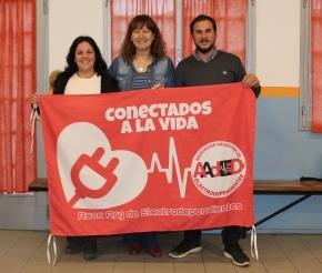 """Según Urquiza, """"Tenemos una oportunidad única de mejorar la calidad de vida de los pacientes electrodependientes"""""""