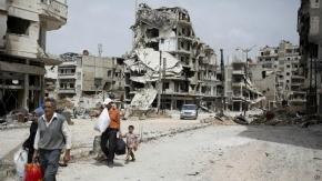 Siria: continúan los combates entre gobierno, rebeldes y estos entre sí