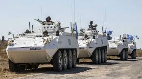 Siria: rescatan a más de 30 soldados de paz durante combate en Altos del Golán