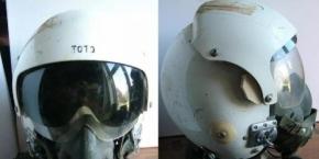 Subastaron el casco de un ex combatiente de Malvinas en Londres