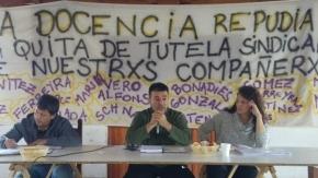 """SUTEF rechazó cualquier propuesta salarial que no sea """"con cifras en blanco"""""""