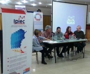 Taller de sensibilización sobre violencia de género y presentación del Registro Único