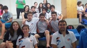 Tierra del Fuego inició su camino deportivo en los Juegos Binacionales de la Araucanía