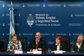 Tierra del Fuego se sumó a la Red Federal de la Comisión para el Trabajo con Igualdad de Oportunidades