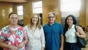 Tierra del Fuego y Buenos Aires: Trabajo conjunto para mejorar los servicios