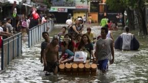 Tormenta tropical Fung-Wong deja 5 muertos en Filipinas