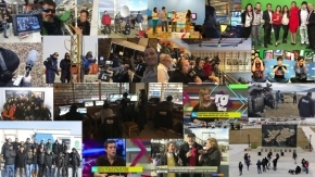 Trabajadores de canales públicos fueguinos repudiaron nota de Prensa Libre que criticaba medidas de protesta