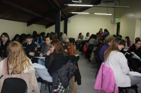 Trabajo socio comunitario: El Municipio realizó una Jornada de Capacitación