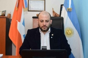 Trentino participó del segundo Foro Federal Argentino de Autoridades Legislativas