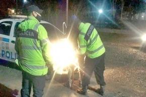 Tres conductores fueron detenidos en Ushuaia por conducir en estado de ebriedad