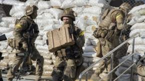 Ucrania mantiene su ofensiva contra los rebeldes