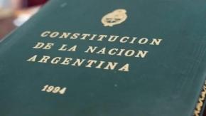 Una Constitución no puede ni debe ser letra muerta