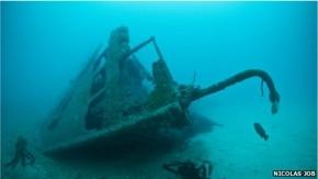UNESCO pide conmemorar en alta mar barcos de la Primera Guerra Mundial