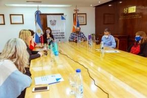 Urquiza encabezó un encuentro junto al sector turístico y profesionales de la salud para diagramar la apertura de la temporada de verano