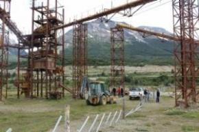 Ushuaia Recicla recuperó espacios en la ladera del Monte Susana