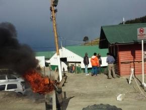 Ushuaia: SOEM con medidas de fuerza