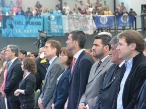 """""""Vamos a apoyar todas las acciones conjuntas para sacar adelante a la provincia y a Ushuaia"""", sostuvo el Intendente Vuoto"""