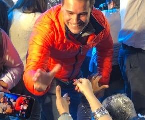 """Ventura habilitado por la justicia: """"Vamos por la Municipalidad de Ushuaia"""""""