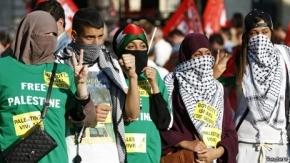 Vetan en Francia por seguridad una marcha a favor de los palestinos