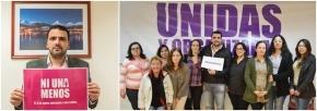 """Vuoto: """"Asumí un compromiso contra la violencia de género y lo estamos afrontando desde la Secretaría de la Mujer"""""""