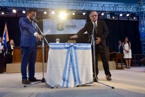 """Vuoto recibió una donación en nombre de la iglesia a la que pertenece el subsecretario de Culto de la Municipalidad y activo crítico de la """"ideología de género"""""""