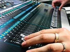 Ya se encuentra operativo el nuevo control de estudio de Canal 13 de Río Grande